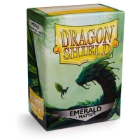 Протекторы Dragon Shield Matte Emerald (100)