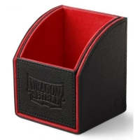 Коробочка Dragon Shield Nest 100 Black / Red