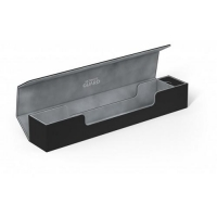 Чехол для игрового поля Ultimate Guard Flip and Tray Mat Case Black
