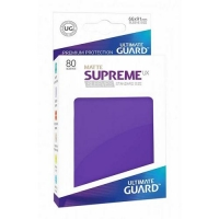 Протекторы Ultimate Guard Supreme UX Matte Purple (80)