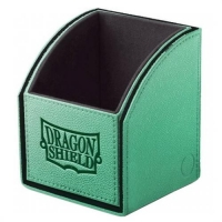 Коробочка Dragon Shield Nest 100 Green  / Black