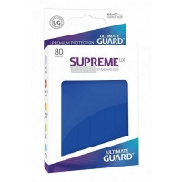 Протекторы Ultimate Guard Supreme UX Blue (80)