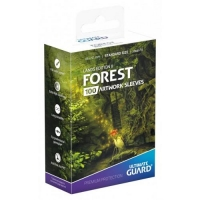 Протекторы Ultimate Guard Lands Edition II (100) Forest