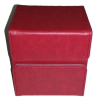 Коробочка TORSON Leather Dice-tray sideload 100+ Red