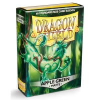 Протекторы Dragon Shield Matte Apple Green (60)