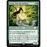 Azusa, Lost but Seeking (Masters 25)