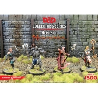 DnD Collector`s Series Heroes Of Neverwinter