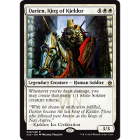 Darien, King of Kjeldor (Masters 25)