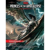 DnD Adventure Elemental Evil: Princes of the Apocalypse