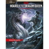 DnD Adventure Hoard of the Dragon Queen