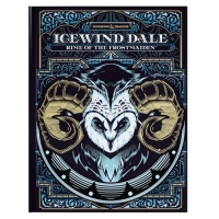 DnD Adventure Icewind Dale Rime of the Frostmaiden (Alternate Cover)