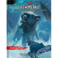 DnD Adventure Icewind Dale Rime of the Frostmaiden