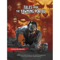 DnD Adventure Tales From the Yawning Portal
