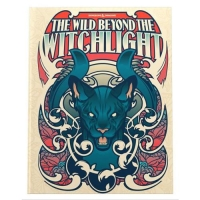 DnD Adventure The Wild Beyond the Witchlight (Alternate Cover)
