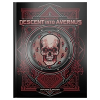 DnD Adventure  Baldur's Gate Descent into Avernus (Limited Edition)