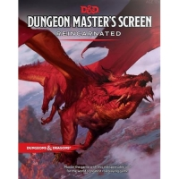 DnD Dungeon Masters Screen Reincarnated