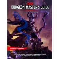DnD Dungeon Masters Guide 5E