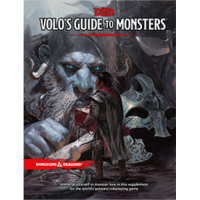 DnD Volos Guide to Monsters