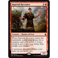Imperial Recruiter (Masters 25)
