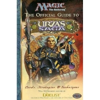 Magic The Gathering Urza's Saga Game Guide на английском языке