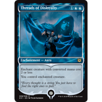 Threads of Disloyalty (Signature Spellbook Jace)