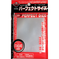 Протекторы KMC Perfect Size прозрачные (100)