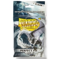 Протекторы Dragon Shield Perfect Fit Сlear (100)