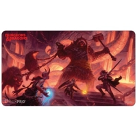 Игровое поле Ultra-Pro Dungeons and Dragons Fire Giant