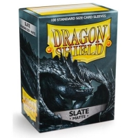 Протекторы Dragon Shield Matte Slate (100)