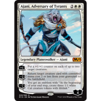 Аджани, Противник Тиранов / Ajani, Adversary of Tyrants  (M19)