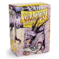 Протекторы Dragon Shield Matte Lilac (100)