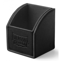 Коробочка Dragon Shield Nest 100 Black / Black