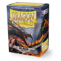 Протекторы Dragon Shield Non-Glare Matte Black (100)