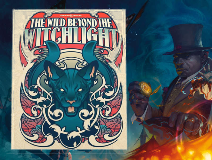 DnD Adventure The Wild Beyond the Witchlight