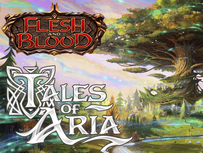 Flesh and Blood Tales of Aria